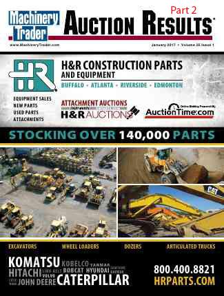 Machinery trader auction prices  // cichgeimaase ml