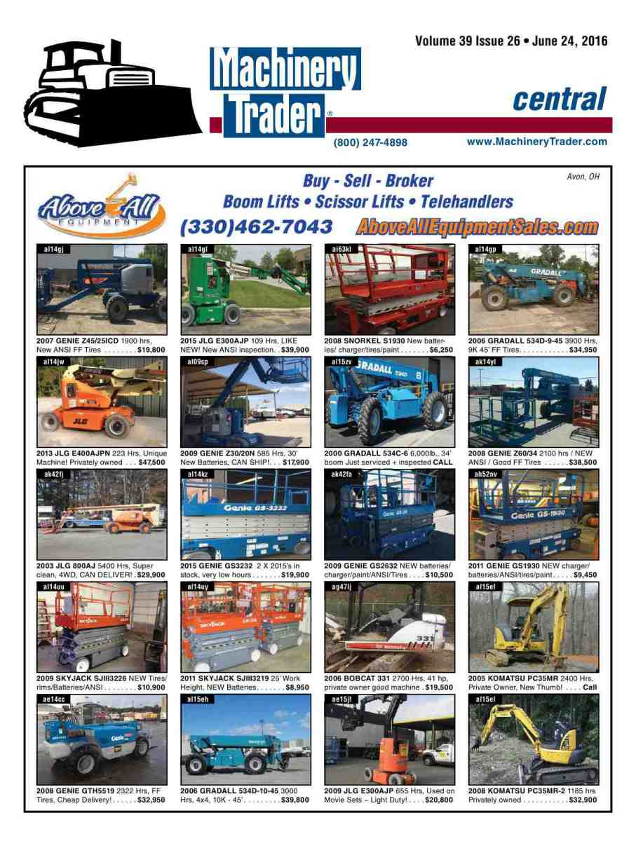 Machinery Trader on