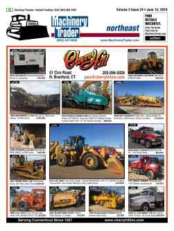 RVUniverse com | Machinery Trader Northeast Digital Edition Archive