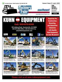 MachineryTrader com | Machinery Trader Southeast Digital Edition Archive