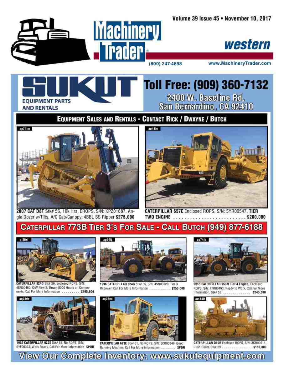 Business, Office & Industrial Tractor Manuals & Publications Lovely Moxy Mt36 Series 11 Dumptruck Brochure