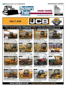 Plantlocator Co Uk Machinery Trader Resale Weekly Digital Edition