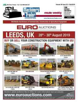 MachineryTrader co uk | Machinery Trader Resale Weekly