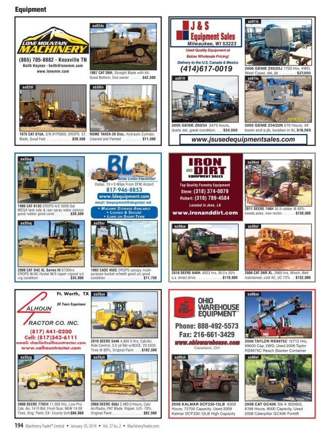 84b1f361b26a Machinery Trader
