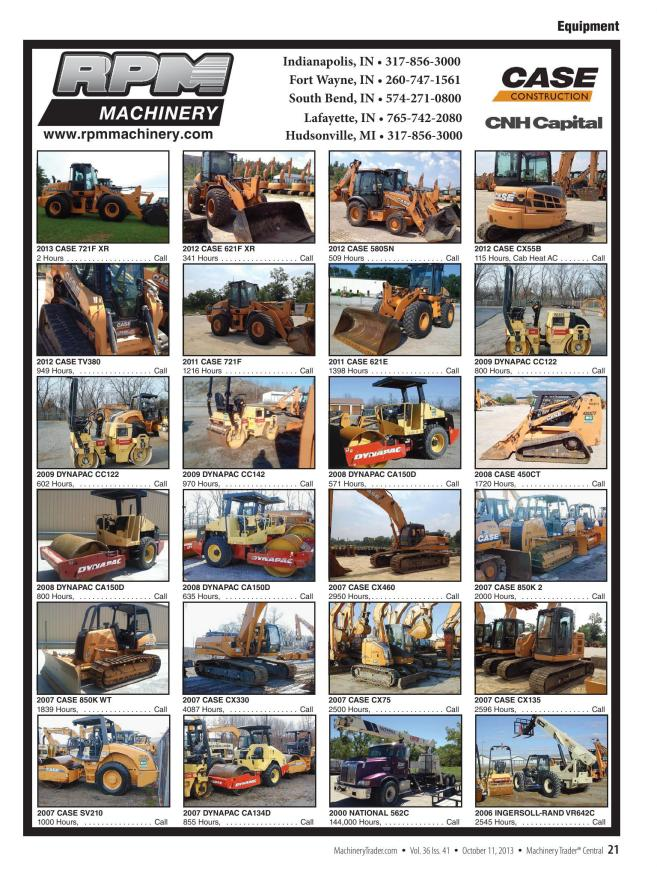 Machinery trader reproduction of material appearing in machinery trader is strictly prohibited without express prior written consent machinery trader is a registered fandeluxe Images